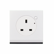 3-Pin Wall Socket / Outlet (British Standard)