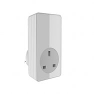 3-Pin Wall Plug (British Standard)